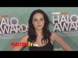 Elizabeth Gillies VICTORIOUS at 2011 TeenNick HALO Awards Arrivals