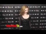 "Kasha Kropinski at ""Hell on Wheels"" Premiere Arrivals"