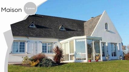 A vendre - Maison/villa - Le drennec (29860) - 5 pièces - 148m²