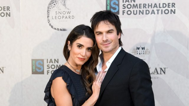 Ian Somerhalder and Nikki Reed Make Big Announcement