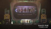 SHINee - 「FIVE」FC盤収録【「SHINee WORLD
