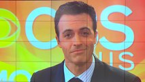 """Veep"" star Reid Scott joins the real ""CBS This Morning"" Monday"