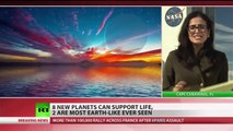 Aliens  NASA discovers 8 new Earth-Like planets that could support Alien Life (Jan 08, 2015)