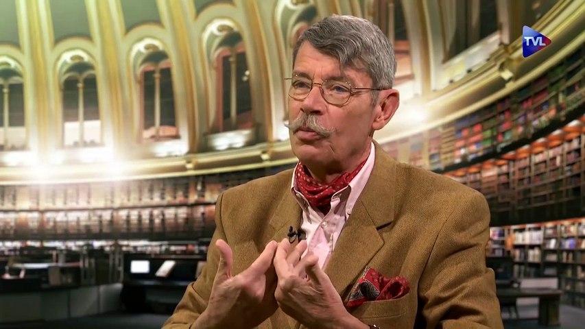 Bernard Lugan présente Algérie histoire à l'endroit