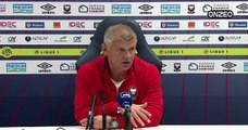 POINT PRESSE (SMC) : AVANT TOULOUSE - CAEN