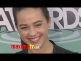 Mary Mouser at 2011 TeenNick HALO Awards Arrivals