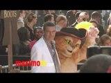 """Antonio Banderas at """"Puss In Boots"""" Los Angeles Premiere Arrivals"""