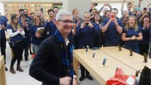 ​Tim Cook Says the Apple Watch Helped Him Lose 30 Pounds