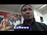 Boxing Star Explains Why Chris Brown Whoops Soulja Boy - cant be stiff in boxing EsNews Boxing