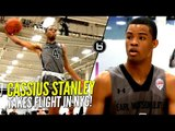 Cassius Stanley Takes His Talent To UAA!! Earl Watson Elite NY Session Highlights!
