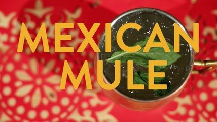 Mexican Mule Drink Recipe
