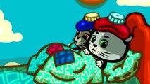 Five Little Kittens  Kids Songs With Lyrics For Babies _ Three Kittens _ Nursery Rhymes-