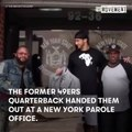 Colin Kaepernick just donated suits to parolees [Mic Archives]