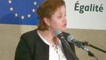 Le Non Républicain anti Le Pen à Auxerre : Isabelle Froment-Meurice VP du CD 89 élue de Coeur de Puisaye