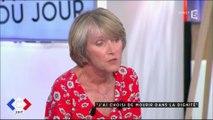 C à Vous : le témoignage émouvant d'Anne Bert atteinte de la maladie de Charcot