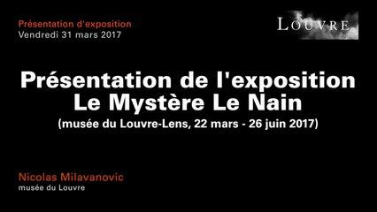 Le mystère Le Nain au musée du Louvre Lens
