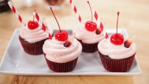 Dr Pepper Fans Will Love These Soda-Filled Cupcakes