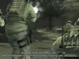 Metal Gear Solid 4 Guns of the Patriots - Trailer TGS 2007