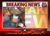 Punjab food authority raids at two restaurants in Multan