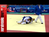 Judo 60kg men semi final repechage - Beijing 2008 Paralympic Games