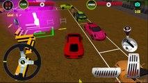 araba park oyunları çocuklar için direksiyonlu oyun videoları