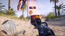 Battlefield 1 gameplay sniper multikill au lebel 1886 sniper