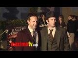David Arquette & Thomas Jane at 2011 Eyegore Awards Arrivals