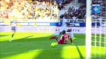 Résumé de AJ Auxerre - Troyes (2-3)