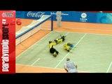 Beijing 2008 Paralympic Games Goalball Men Bronze Medal Games SWE vs USA