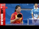 Beijing 2008 Paralympic Games Table Tennis Women Semi Final GER vs. CHN