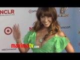 Fernanda Romero Looking GORGEOUS at 2011 Alma Awards