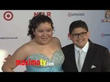 Rico Rodriguez and Raini Rodriguez at 2011 Alma Awards