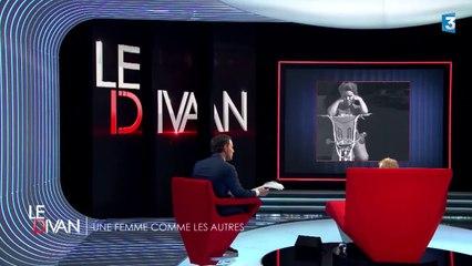 Mimie Mathy parle de sa relation avec les hommes. #ledivan