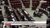 QT: Alitalia, il governo ammette il conflitto di interessi - MoVimento 5 Stelle - M5S