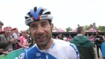 Cyclisme - Giro : Bonnet «Préserver Thibaut des cassures»