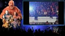 Bill Goldberg Attacks Brock Lesnar  - Bill Gold
