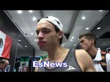julio cesar chavez and chavez sr watch shopping EsNews Boxing