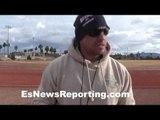 Foot work with Alex Ariza and Thomas Dulorme - EsNews Boxing
