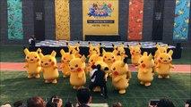 Quand Pikachu crève en plein show et que le chorégraphe passe pour un pervers... Scène surréaliste!