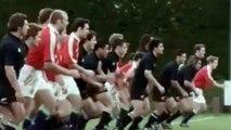 Pub Adidas avec les All Blacks et les Lions Britanniques