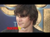 """BREAKING BAD RJ Mitte Attends """"GLEE THE 3D CONCERT MOVIE"""" Premiere"""
