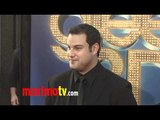 """Max Adler Attends """"GLEE THE 3D CONCERT MOVIE"""" Premiere"""