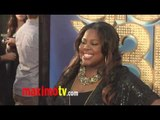 """Amber Riley Attends """"GLEE THE 3D CONCERT MOVIE"""" Premiere"""
