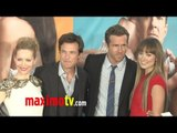 """The Change-Up"" Premiere Ryan Reynolds, Olivia Wilde, Sandra Bullock"