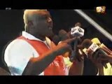 Bantamba du 10 avril 2012  - Réaction de Balla Gaye 2 après le départ de Yékini