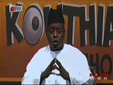 Kouthia Show - Sommaire  - 29 août 2014