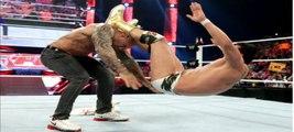 Dave Bautista (Batista) teaching Chris Pratt how to Batista Bomb his wife!