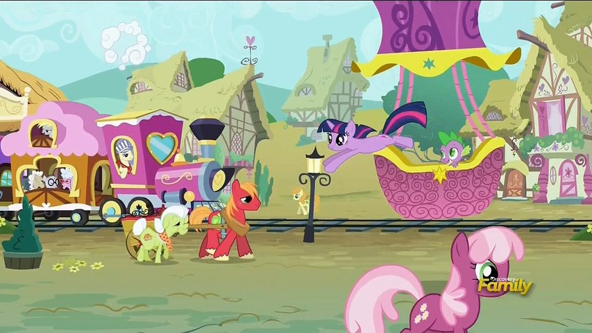 "My Little Pony: Friendship is Magic Season 7 Episode 5 ""Fluttershy Leans In"" HD"