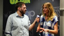 Tricia Helfer chats to Player Attack - Part 2 [SE5 EP08 3/4]