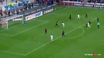 Marseille 2-1 Nice but Patrice Evra